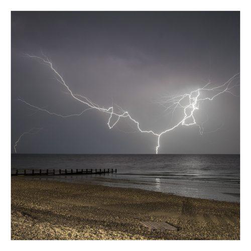 Beach Lighting card