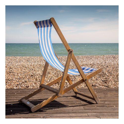 Promenade Deckchair Card