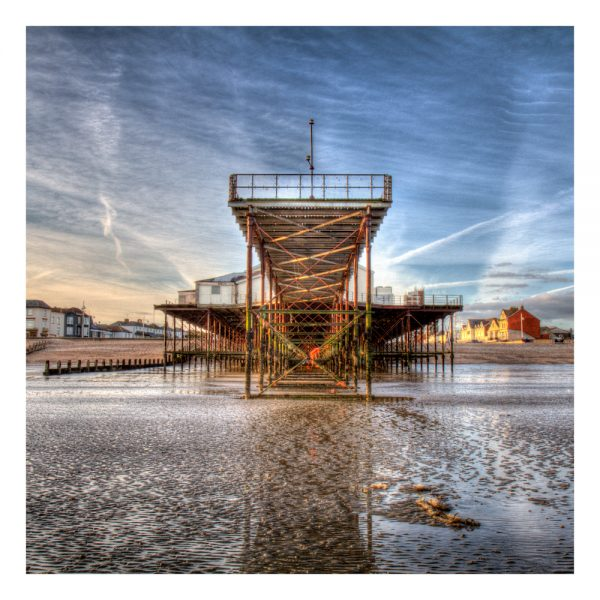 Bognor Regis Pier Card